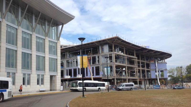 General Academic Building, No. 1